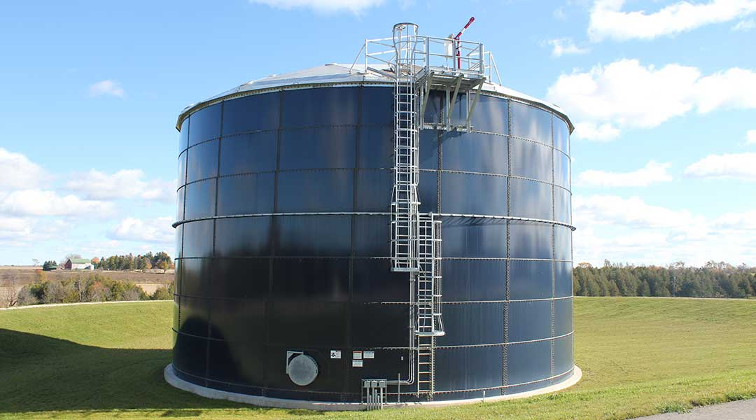 Grand Valley Standpipe Water Storage Tank