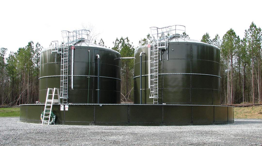 Leachate Liquid Storage from Greatario