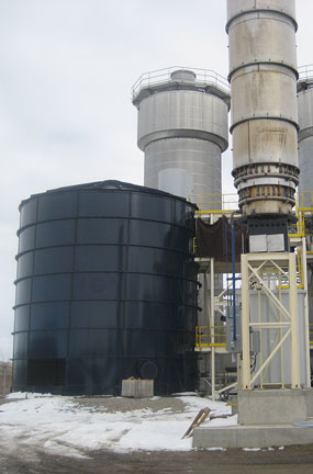 Industrial Storage Tank from Greatario